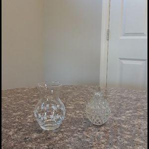 Small vase & jewelry holder